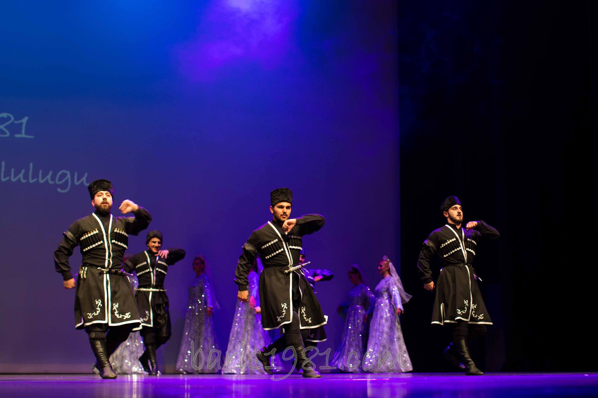 22.05.2015: Danslarin Gecesi // Tänze aus Anatolien Vol.5, Forum Leverkusen