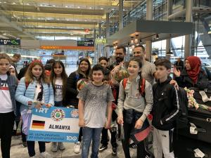 23.04.2019: 23 Nisan Ankara // intern. Kinderfest in Ankara